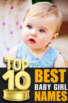 Top 10 Best Baby Girl Names From Famous Celebrities (With Pictures) Pretty Baby Girl Names, Cool Baby Names, Cute Baby Photos, Famous Girls, Famous Celebrities, 2 Colours, Color Splash, Cute Babies, Black And White