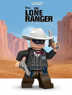 Explore the world of LEGO® through games, videos, products and more! Shop awesome LEGO® building toys and brick sets and find the perfect gift for your kid The Lone Ranger, Lego Disney, Cool Lego, Lego Building, Swat, Lonely, Kids, Young Children, Boys