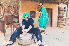 Full on Punjabi Pre-Wedding Shoot Pre Wedding Photoshoot, Wedding Poses, Wedding Shoot, Punjabi Couple, Indian Wedding Photography Poses, Top Wedding Photographers, Beach Photos, Delhi India, Couples