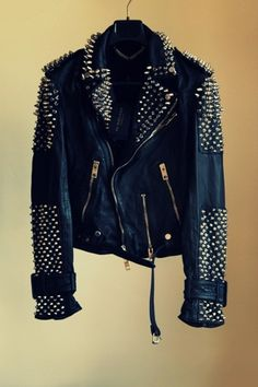 Cool Studs and Spikes Fashion Ideas (11)