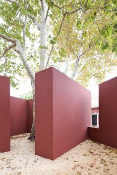 Venice Biennale 2012 Pavilion, by Alvaro Siza / Venice, Italy