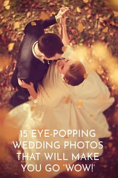 These fabulous wedding photos will make your heart skip a beat. Get some wedding photo inspiration now! #wedding #weddingphotos #weddingpictures #weddingideas #weddinginspiration #WeddingPhotoInspiration