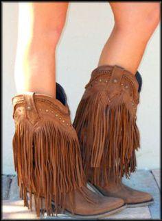 Southern Jewlz Online Store - Liberty Black Fringe Cowboy Boots ...