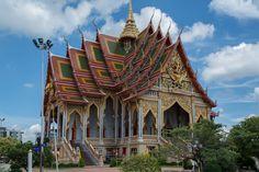 Wat Sao Thong, Samut Prakan