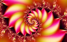 Fractal Spirals --- outcome by *kram666