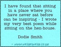 Quotable - Dodie Smith