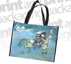Santoro's Gorjuss | Printed Non-Woven Bags