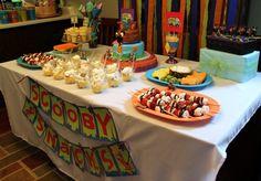 """Photo 1 of 39: Scooby Doo / Birthday """"Scooby Dooby Doo-Rific Scooby snacks"""