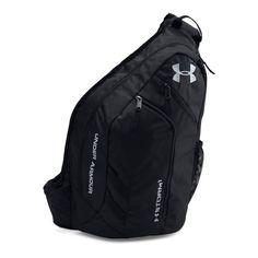 f7f4c0815f78 Sling Backpack For School Under Armour Crossbody Shoulder Rucksack Laptop  Bag  UnderArmour  unisex Подвесной