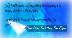 Books and Insomnia: Teaser Tuesday [ Paper Planes Back Home by Tara Frejas Best Paper Plane, Paper Planes, Insomnia, Teaser, Tuesday, Hold On, Sayings, Quotes, Books
