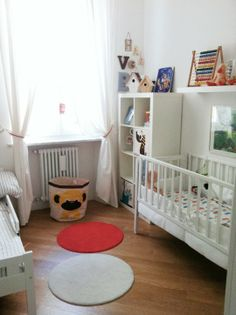 Share & Share Alike: Boy-Girl/Girl-Boy Shared Rooms Best of 2013 | Apartment Therapy