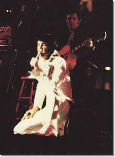 Elvis Presley : Houston Astrodome : February 27, 1970