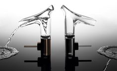 'Axor Starck V' tap, by Philippe Starck, for Hansgrohe l  Design Awards 2015 | Wallpaper* Magazine