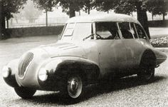 1934 Opel, body by Paul Jaray 1 by kitchener.lord, via Flickr