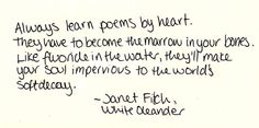 Janet Fitch quotes.