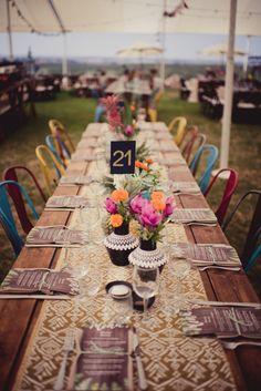 cuban wedding concept