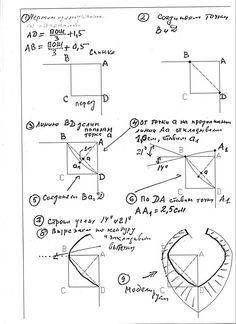 Как рассчитать горловину для вышитого колье? | biser.info - всё о бисере и бисерном творчестве