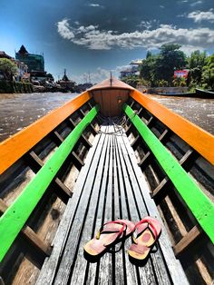 Out for Inle Lake