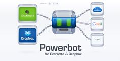 Powerbot - Bring the power of Evernote to Google Calendar - http://www.powerbotapps.com/