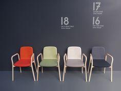 iwasaki design studio / discipline chair