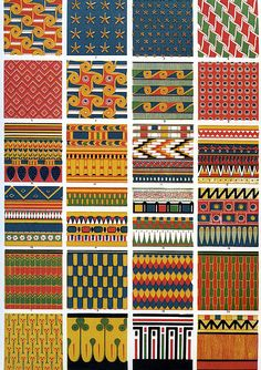 textile blog...lots of great patterns