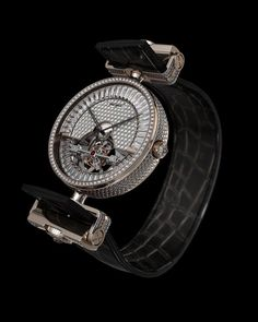 #chronowatchco Cacheux Elephant Diamond