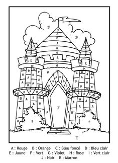 Looking for a Coloriage à Imprimer Chateau Disney. We have Coloriage à Imprimer Chateau Disney and the other about Coloriage Imprimer it free. Kindergarten Activities, Activities For Kids, Chateau Moyen Age, Learn Brazilian Portuguese, Coloring Book Pages, Good Company, Design Reference, Knight, Fairy Tales