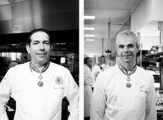 Fabrice Prochasson & Jérome Le Minier / Académie Culinaire de France