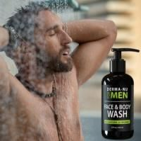 Derma-Nu Releases New Face And Body Wash For Men