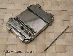 Twidor et la repriseuse - Le marquoir d'Elise