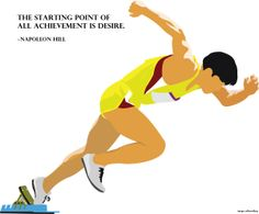 The starting point of all achievement is desire. ~Napoleon Hill
