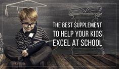 The Best Supplement to Help Your Kids Excel in School The New School, New School Year, Cod Liver Oil, American Diet, Back To School Hacks, Best Supplements, Adhd Kids, Pediatrics