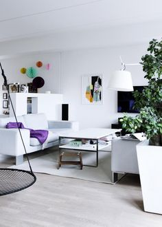 Studio apartment in Copenhagen