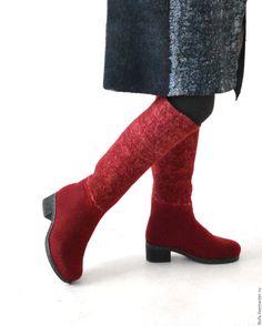 Магазин мастера Территория Тепла: обувь ручной работы, верхняя одежда, жилеты, женские сумки, платья