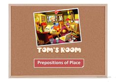 Prepositions of Place - Interactive