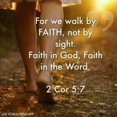Faith does not require answers