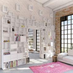 Ik wil ook wel eens puzzelen met een boekenkast. | dahlarna.blogg.se