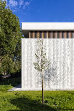 Radiotherapiecentrum West HMC Antoniushove - facade - healing environment - dutch architecture #dJGAarchitecten