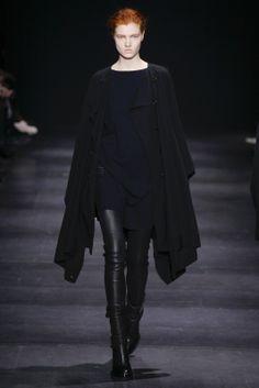 Ann Demeulemeester Fall 2014 | Paris Fashion Week