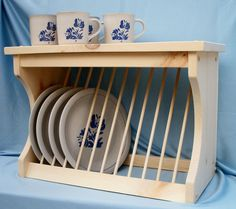 Custom Listing For Calah | Plate racks, Small plates and Custom plates