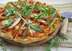 Tandoori Chick-Chick Pizza From Rossini | Best Recipes from Chef Rossini