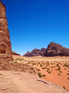 TRAVEL – WHY YOU SHOULD VISIT WADI RUM IN JORDAN. Wadi Rum, Places To See, Monument Valley, Jordans, Nature, Travel, Viajes, Traveling, Nature Illustration