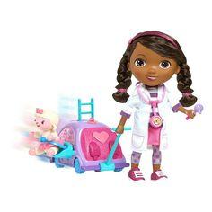 "Disney Jr. Doc McStuffins Walk N Talk Doc Mobile - Toys""R""Us"