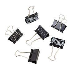Binder Clips / See Jane Work
