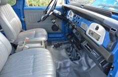 1981 Toyota Land Cruiser FJ40 Land Cruiser