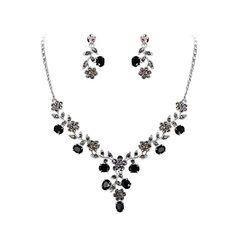 NOUMANDA Silver Plated Green Enamel Leaf Pendant Necklace Fashion Personalized Leaves Pendants Jewelry