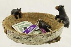 Amazon.com: Black Bear Bowl, 9.5-inch: Home & Kitchen