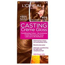 loreal casting creme gloss chocolate caramel 603 - Coloration L Oreal Caramel