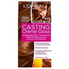 loreal casting creme gloss chocolate caramel 603 - Coloration L Oreal Caramel