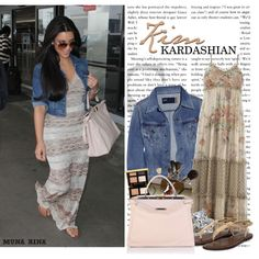1313. Celeb Style : Kim Kardashian (05.06.2011), created by munarina